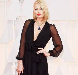 Margot Robbie_Saint Laurent